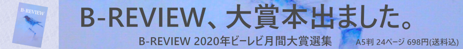 B-REVIEW 2020年ビーレビ月間大賞選集